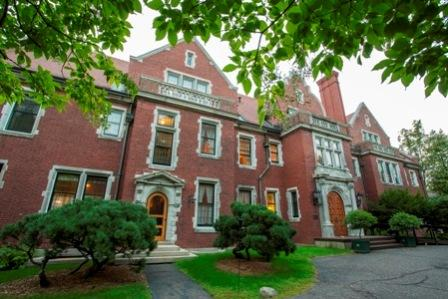 Glensheen Mansion in Duluth MN