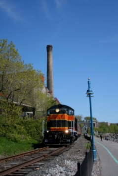 North Shore Scenic Railroad- Duluth Depot