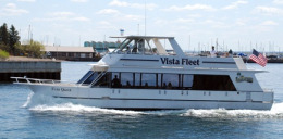 The Vista Queen- Vista Fleet Cruises
